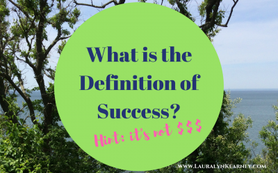 Happiness Tip: Re-Defining Your Success