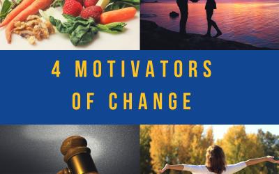 Top 4 Motivators for Change